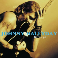 Cover of the track Johnny Hallyday : Bercy 92 (Live)