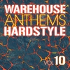 Cover of the album Warehouse Anthems: Hardstyle, Vol. 10