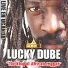 Couverture de l'album Lucky Dube Live In Uganda (The King of African Reggae)
