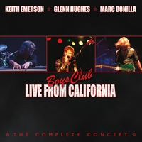 Cover of the track Boys Club: Live From California