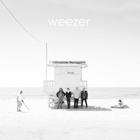 Cover of the track Weezer (White Album)