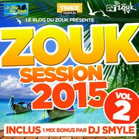 Cover of the track Zouk Session 2013, Vol. 2