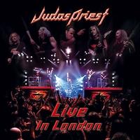 Couverture du titre Live in London 1981