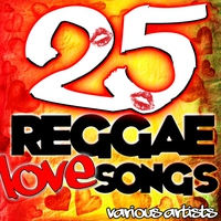 Cover of the track 100 Reggae Love Songs