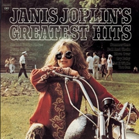 Cover of the track Janis Joplin's Greatest Hits