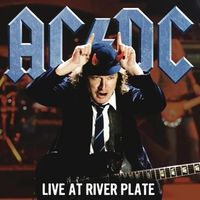 Couverture du titre Live at River Plate