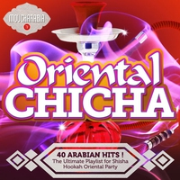 Cover of the track Oriental Chicha (The Ultimate Playlist for Shisha Hookah Oriental Party!)