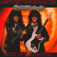 Cover of the track Speed Metal Symphony (feat. Marty Friedman & Jason Becker)