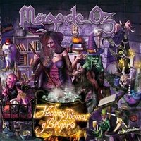 Cover of the track Hechizos, pócimas y brujería