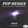 Couverture de l'album Pop Design 2005 Live