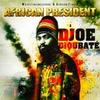 Couverture de l'album African President