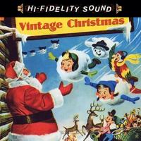Couverture du titre Vintage Christmas