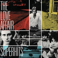 Cover of the track The Love Affair: Superhits