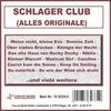 Cover of the album Schlager-Club (Alles Originale)