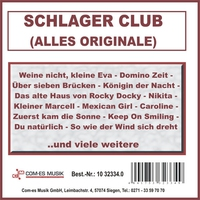 Cover of the track Schlager-Club (Alles Originale)