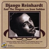 Cover of the album Django Reinhardt and the Singers With Jean Sablon