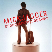 Cover of the track Goddess in the Doorway