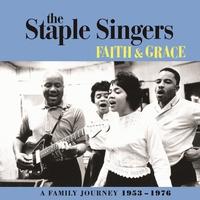 Couverture du titre Faith And Grace: A Family Journey 1953-1976