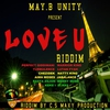 Couverture de l'album Love U Riddim
