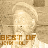 Couverture du titre Best of John Holt
