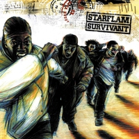Cover of the track Survivant