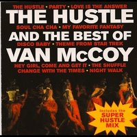 Cover of the track The Hustle and the Best of Van McCoy