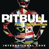 Cover of the track International Love (feat. Chris Brown)