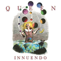 Cover of the track Innuendo (Deluxe Edition)