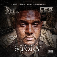 Cover of the track Realest Story Ever Told