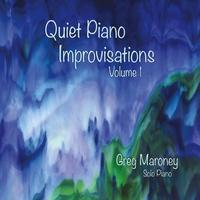 Couverture du titre Quiet Piano Improvisations, Vol. 1