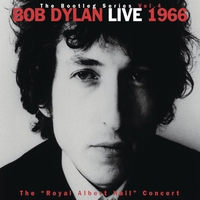 """Cover of the track The Bootleg Series, Vol. 4: Live 1966 - The """"Royal Albert Hall"""" Concert"""