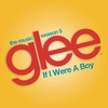 Cover of the track If I Were a Boy (Glee Cast Version)