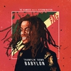 Cover of the album iNi Kamoze Meets Xterminator: Tramplin' Down Babylon