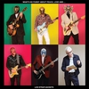 Cover of the album What's So Funny About Peace, Love and Los Straitjackets
