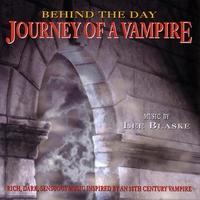 Couverture du titre Behind the Day: Journey of a Vampire
