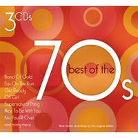 Cover of the track Best of the 70s (Re-Recording)