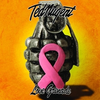 Cover of the track Love Grenade