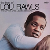 Cover of the album The Best of Lou Rawls: The Capitol Jazz & Blues Sessions