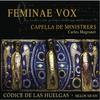 Cover of the album Feminae Vox