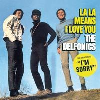 Cover of the track La-La Means I Love You