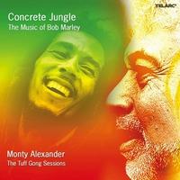 Couverture du titre Concrete Jungle: The Music of Bob Marley