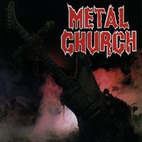Couverture du titre Metal Church