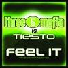 Couverture de l'album Feel It (Three 6 Mafia vs. Tiesto) [with Sean Kingston & Flo Rida] - Single