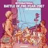Cover of the album International Battle of the Year 2008 - The Soundtrack