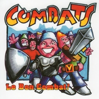 Cover of the track Combats le bon combat !