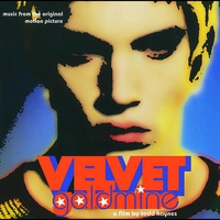 Cover of the track Velvet Goldmine (Soundtrack from the Motion Picture)