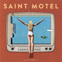 Cover of the track saintmotelevision
