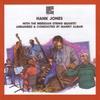 Couverture de l'album With the Meridian String Quart
