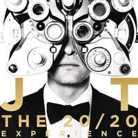 Cover of the track The 20/20 Experience