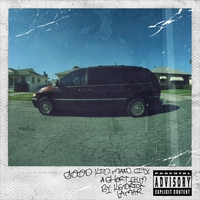 Couverture du titre good kid, m.A.A.d city (Deluxe Version)